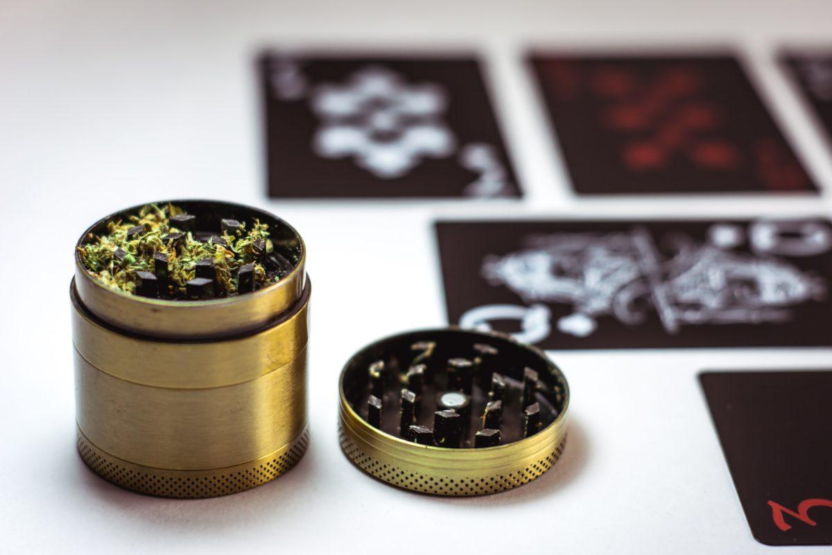 Cannabis Grinder